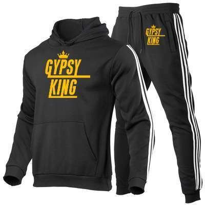 Tyson Fury Gypsy King Winter Outfits