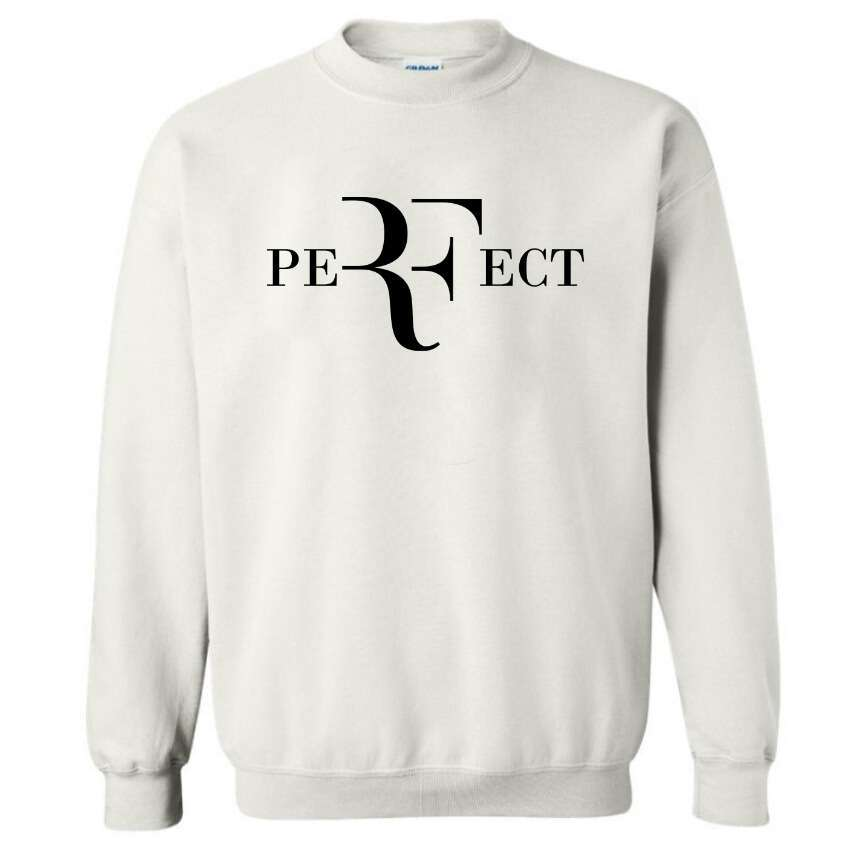 Roger Federer Perfect Pullovers