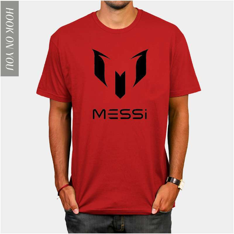 Messi short sleeved T-shirts