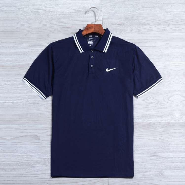 Nike Mens Quick Dry Fit Short sleeved Polo shirts