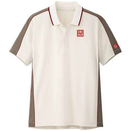 Roger Federer Uniqlo Limited Edition T Shirts and Shorts
