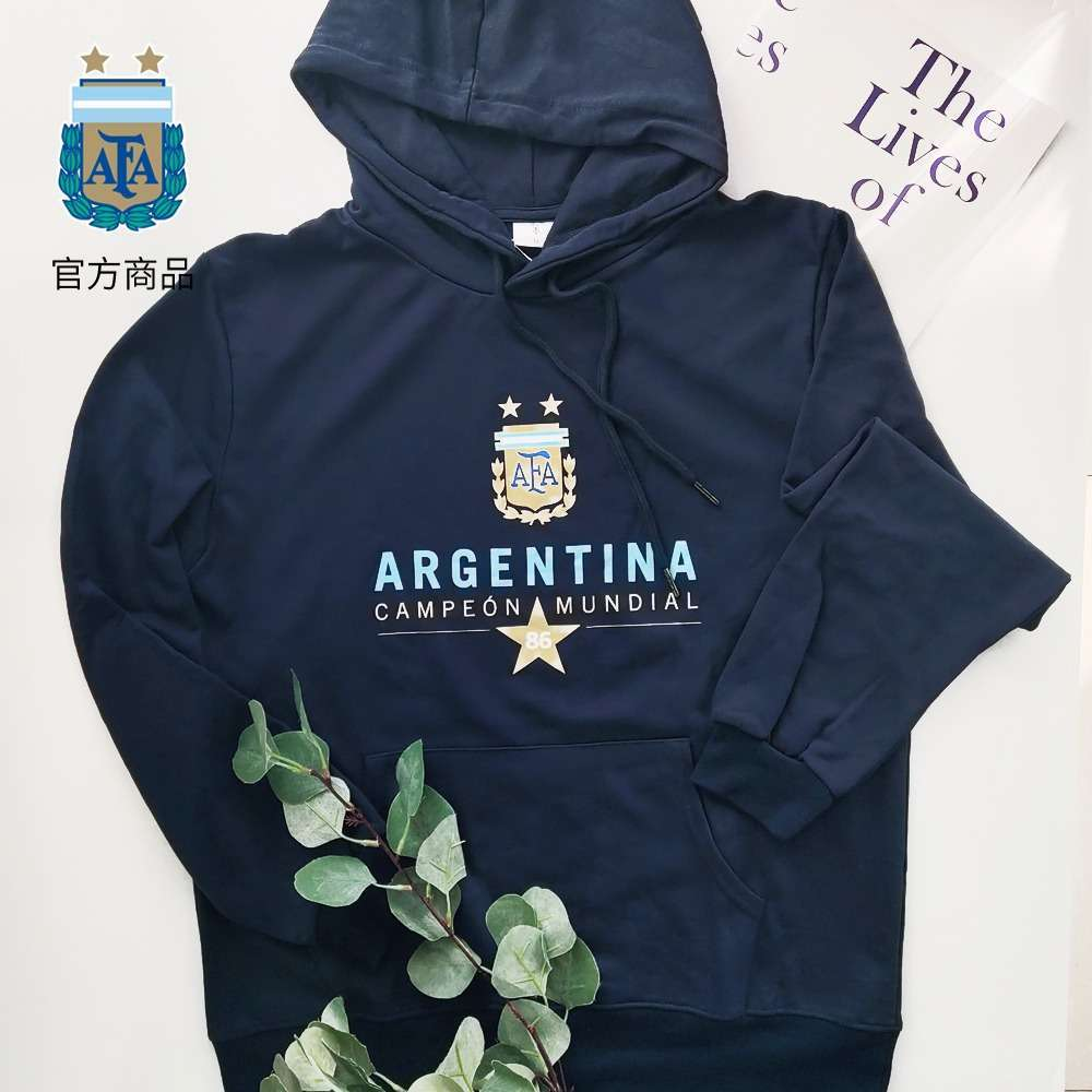 Argentina National Team Official Navy Sweaters